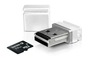 SWEEX Čtečka karet USB MicroSD/MicroSDHC