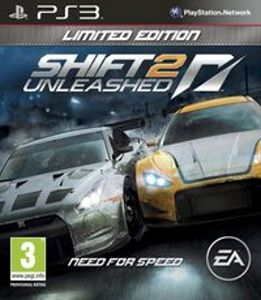 EAGAMES PS3 - Need For Speed: Shift 2 Unleashed
