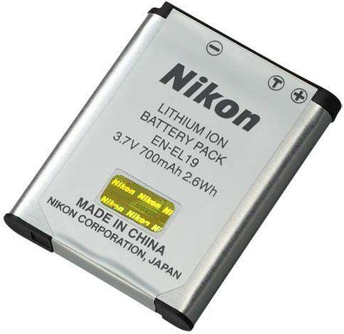 Nikon EN-EL19 pro S2500/S3100/S4100