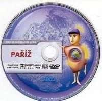 ABCD - VIDEO Paříž - Nejkrásnější místa světa - DVD cena od 0,00 €