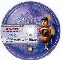 ABCD - VIDEO Provence - Azurovém pobřeží - Nejkrásnější místa světa - DVD cena od 3,09 €
