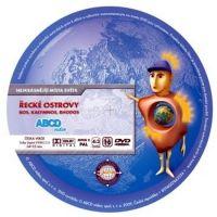 ABCD - VIDEO Řecké ostrovy - Kos, Kalymnos, Rhodos - Nejkrásnější místa světa - DVD cena od 3,09 €