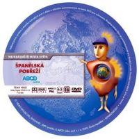 ABCD - VIDEO Španělská pobřeží - Nejkrásnější místa světa - DVD cena od 3,09 €