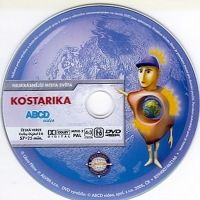 ABCD - VIDEO Kostarika - Nejkrásnější místa světa - DVD cena od 3,35 €