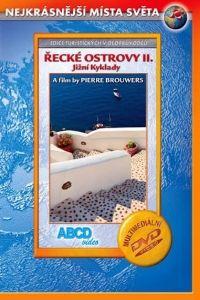 ABCD - VIDEO Řecké ostrovy II. - Jižní Kyklady - Nejkrásnější místa světa - DVD cena od 3,19 €