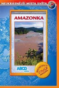 ABCD - VIDEO Amazonka - Nejkrásnější místa světa - DVD cena od 3,19 €