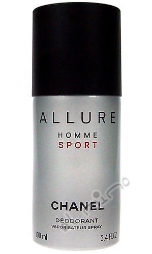 Deodorant Chanel Allure Homme 100ml