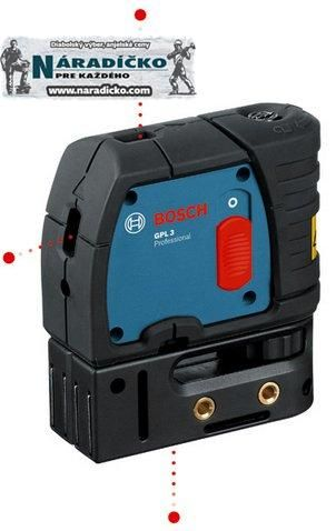 Bosch GPL 3 cena od 171,37 €