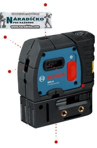 Bosch GPL 5 cena od 0,00 €