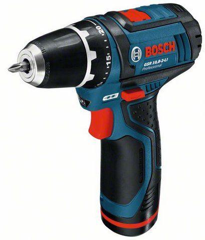 Bosch GSR 10 8 V-LI-2 cena od 0,00 €