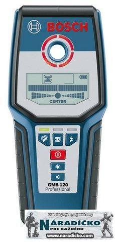 Bosch GMS 120 cena od 77,90 €