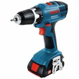 Bosch GSR 18V2-LI Professional modrý cena od 0,00 €