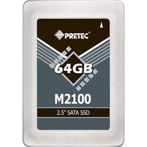64 GB SSD Pretec M2100 SATA+USB (230/170MBps) cena od 0,00 €