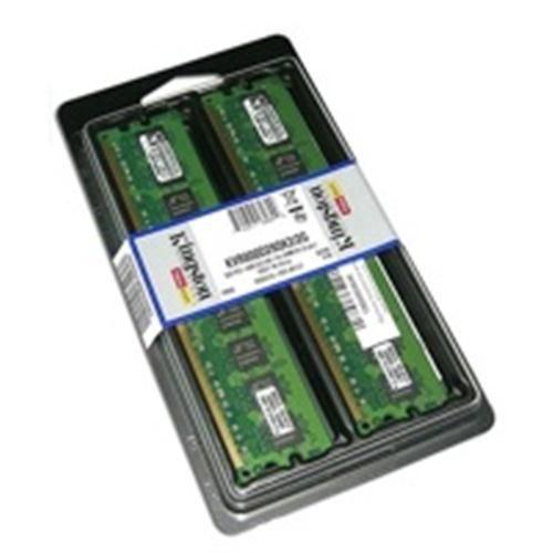 512MB 533MHz DDR2 ECC Fully Buffered CL4 DIMM Single Rank, x8 Intel Validated KINGSTON cena od 0,00 €