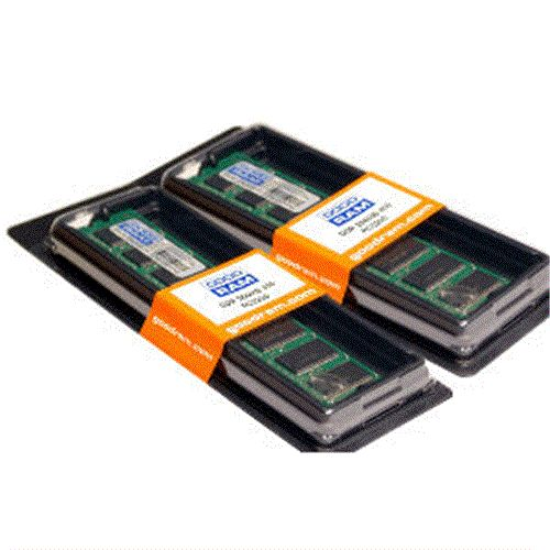 Goodram RAM DDR2 4GB (2x2G) 240pin PC5300 667MHz cena od 0,00 €
