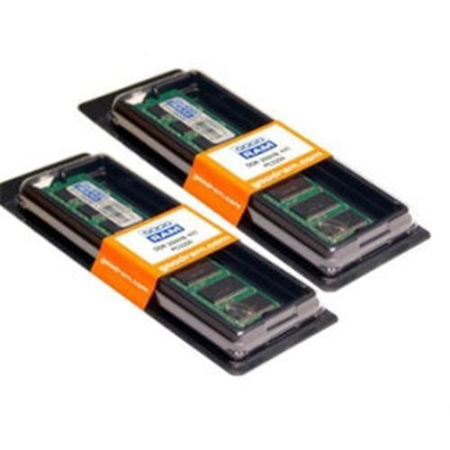 Goodram RAM DDR2 1GB (2x512) 240pin PC5300 667MHz cena od 0,00 €