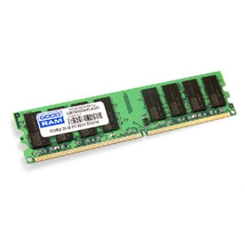 GOODRAM RAM DDR2 2GB (2x1G) 240pin PC6400 800MHz CL6 cena od 0,00 €