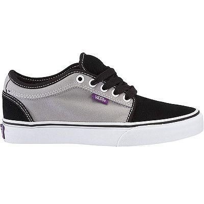 Vans Chukka low černý/grey