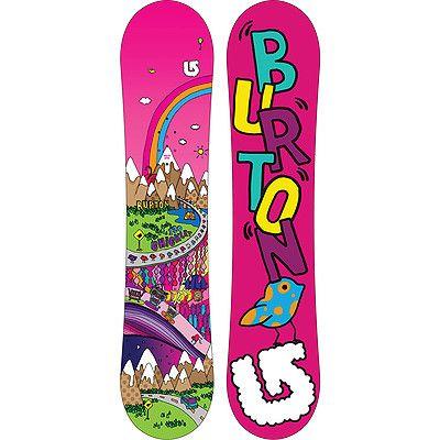 Snowboard Burton Chicklet mini