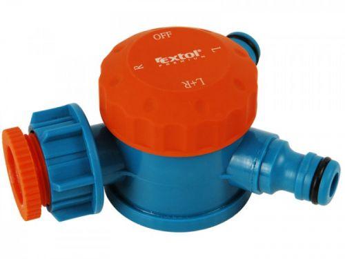 Extol Premium Rýchlospojka/rozdeľovač na záhradný ventil plastová,...