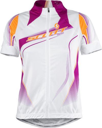 Scott Shirt W's RC s/sl white L cena od 0,00 €