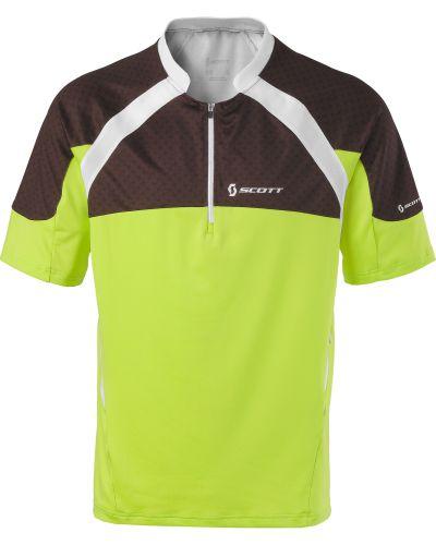 Scott Shirt Mind s/sl lime XXL cena od 0,00 €