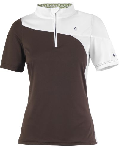 Scott Shirt Top W's Sky s/sl dark brown S cena od 0,00 €