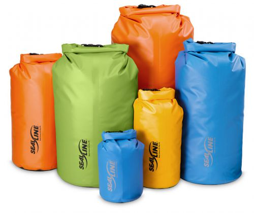 Seal Line Black Canyon Dry Bag Orange 30l
