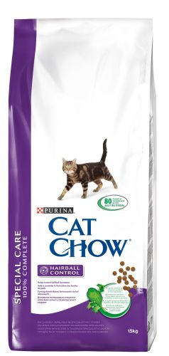 Purina Cat Chow Special Care Hairball Care 15 kg