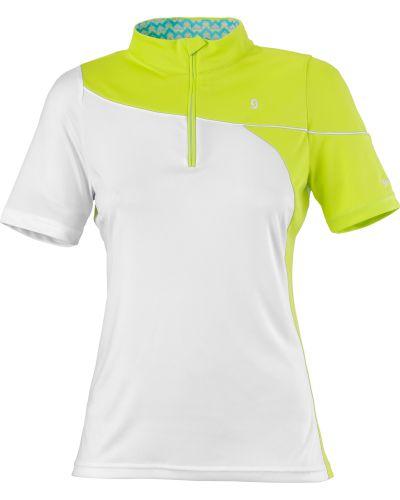 Scott Shirt Top W's Sky s/sl lime XL cena od 0,00 €