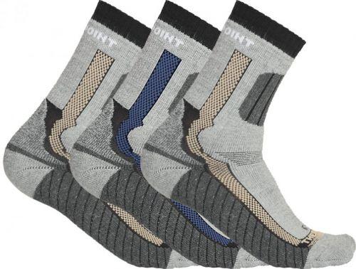 Sportovní trekové ponožky High Point Trek velikost 39-42 cena od 6,79 €