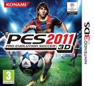 NAMCO Nintendo 3DS - Pro Evolution Soccer 2011 (PES 2011) 3D