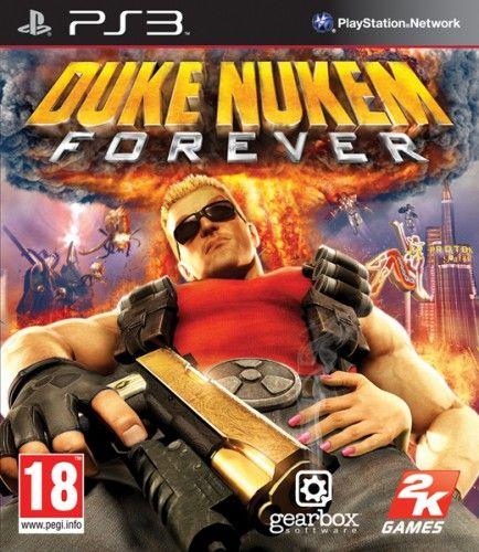2K games Duke Nukem Forever / PS3 cena od 0,00 €