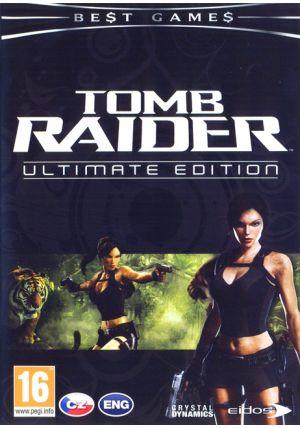 Eidos NBG: Tomb Raider: Ultimate Edition / PC