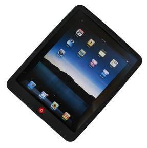 OEM silikonové černé pouzdro pro Apple iPad C021 cena od 0,00 €
