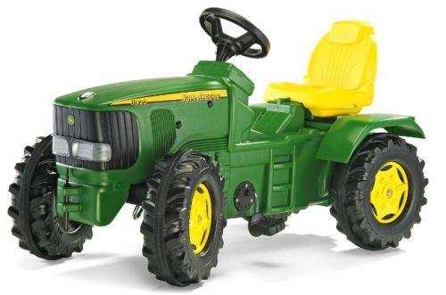 Rolly Toys Šlapací traktor J. Deere 6920-zelený cena od 0,00 €