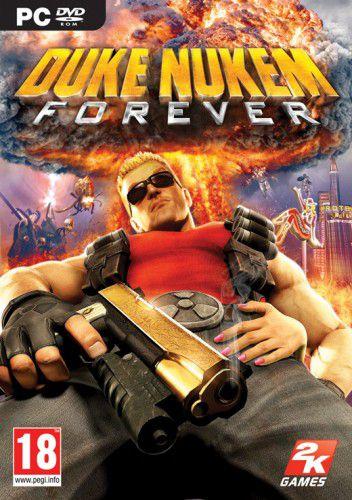 2K games Duke Nukem Forever / PC cena od 0,00 €