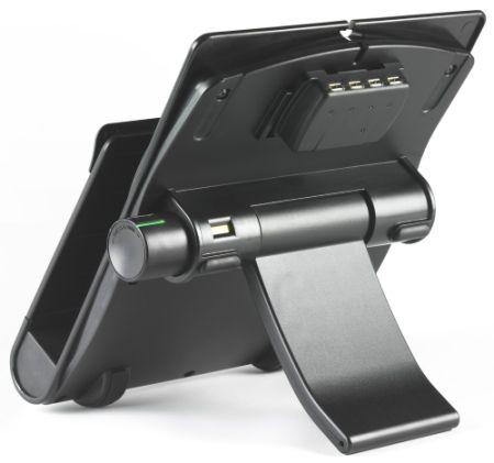 Kensington stojan na notebook s USB hubem