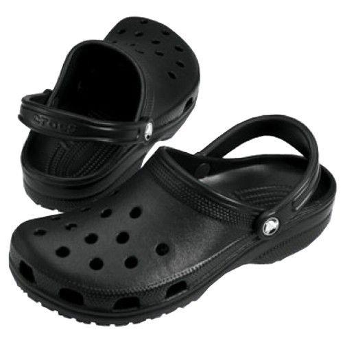 Crocs Classic Black 5-6