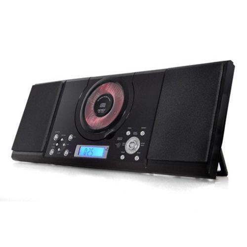 Mikrosystém Denver MC-5000, CD přehrávač, rádio, hodiny, AUX