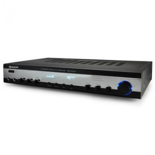Auna AMP-2520-B - 5-kanálový zesilovač HiFi-Surround receiver pro domácí kino cena od 0,00 €