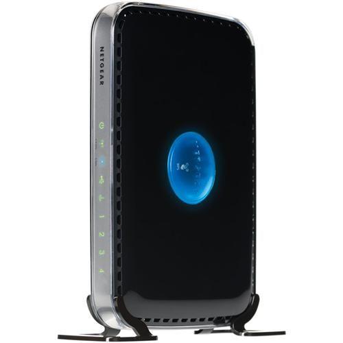 NETGEAR DualBand WiFi-N Router, WPS, WNDR3400