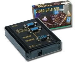 ATEN Video rozbočovač 1 PC - 2 VGA 250Mhz