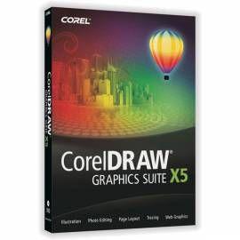 Software CorelDRAW Graphics Suite X5 CZ (3lic)+2xVIP 3D pou