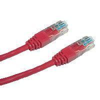 DATACOM Patch cord UTP Cat 6 1m červený