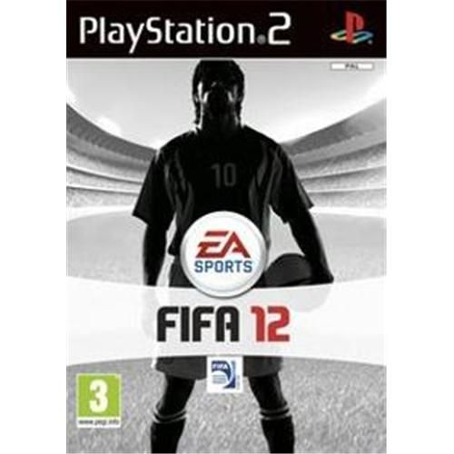 ELECTRONIC ARTS PS2 FIFA 12