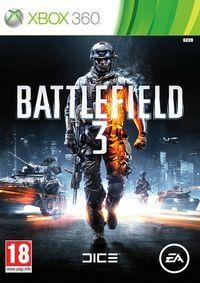 Microsoft X360 - Battlefield 3 pro xbox 360