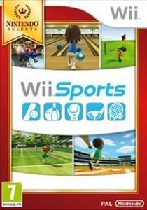 Nintendo Wii Sports Selects /Wii hra - NIWS795