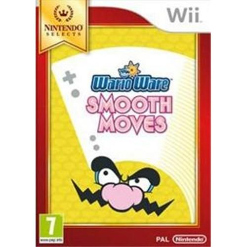 Nintendo Wii - Wario Ware Smooth Moves Selects