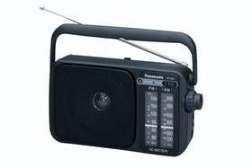 Rádioprijímač PANASONIC RF-2400EG-K čierny